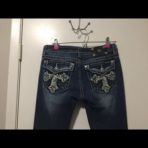 Miss Me Jeans Bootcut Size 31 x 32